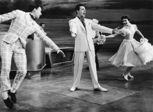 """Vic Damone in """"Athena""""1954 MGM** I.V. - Image 19851_0003"""