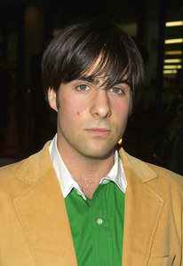 Jason Schwartzman at the premiere of his new film, Slackers. Held at the GCC theater in Hollywood California 1/29/02. © 2002 Glenn Weiner - Image 19854_0110