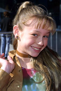 Brie Larson at the premiere of Big Fat Liar in Universal City California 2/2/02. © 2002 Glenn Weiner. - Image 19856_0111