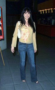 Sascha Knopf at the world premiere of Scotland PAHeld at the GCC Galaxy theater in Hollywood California 2/4/02. © 2002 Glenn Weiner - Image 19857_0111