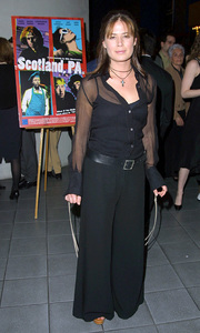 Maura Tierney arrives at the premiere of her new film Scotland PA. Held at the GCC Galaxy theater in Hollywood California 2/4/02. © 2002 Glenn Weiner - Image 19857_0113