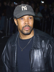 Eriq La Salle at the premiere of John Q, held at the Directors Guild of America in Hollywood California 2/7/02. © 2002 Glenn Weiner - Image 19858_0106