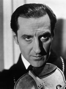 """The Hound of the Baskervilles""Basil Rathbone1939 20th Century Fox** I.V. - Image 19887_0003"