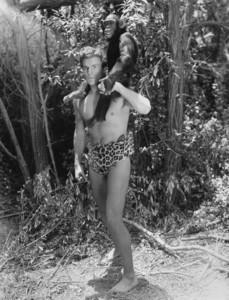 """""""Tarzan the Fearless"""" Buster Crabbe1933 Principal **I.V. - Image 19903_0001"""
