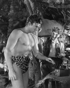 """""""Tarzan the Fearless"""" Buster Crabbe1933 Principal **I.V. - Image 19903_0003"""