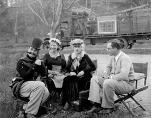 """Show People"" Marion Davies, Director King Vidor1928 MGM **I.V. - Image 19905_0001"