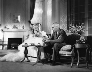 """Twentieth Century"" Carole Lombard, director Howard Hawks 1934 Columbia ** I.V. - Image 19932_0002"