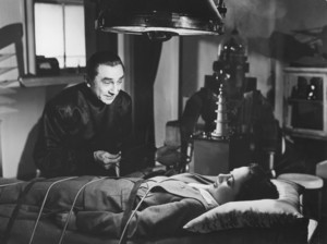 """""""Mother Riley Meets the Vampire"""" Bela Lugosi1952 Renown Pictures Corp. **I.V. - Image 19936_0003"""