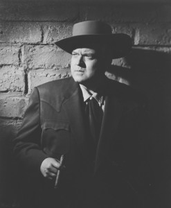 """""""Man in the Shadow"""" Orson Welles1957 Universal International **I.V. - Image 19965_0001"""