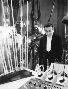 """""""Doctor X"""" George Rosener 1932 Warner Brothers ** I.V. - Image 19966_0001"""