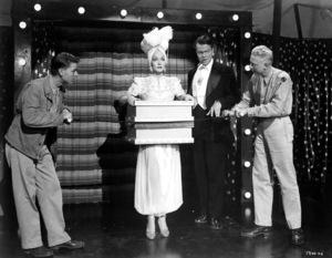 """Follow the Boys"" Marlene Dietrich, Orson Welles 1944 Universal **I.V. - Image 19975_0001"