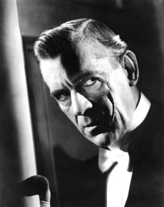 """British Intelligence"" Boris Karloff1940 Warner Bros. ** I.V. - Image 19982_0001"