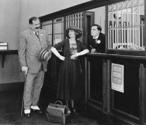 """Haunted House, The"" Buster Keaton1921 Metro  **I.V. - Image 19985_0001"