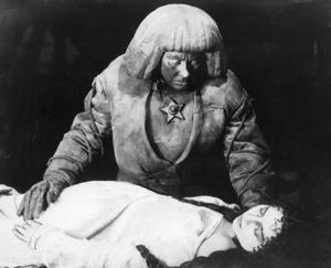 """Golem, The"" Paul Wegener1920 Paramount  **I.V. - Image 20003_0001"