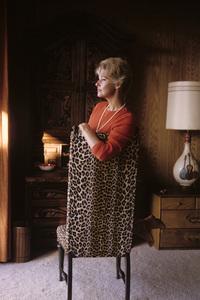 Lola Albright at homeNovember 1965© 1985 Gene Trindl - Image 2008_0018