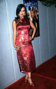 """Cats Meow"" Premiere 4/10/02 Jennifer Tilly © 2002 Scott Weiner / MPTV - Image 20087_0108"