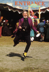 """Doctor Dolittle""Richard Attenborough1966© 1978 Bob Willoughby - Image 20088_0002"