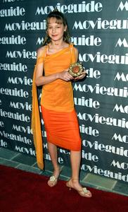 """Movieguide Awards - 10th Annual"" 3/20/02Brie Larson © 2002 Glenn Weiner - Image 20111_0103"