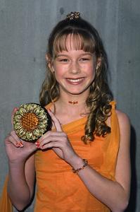 """Movieguide Awards - 10th Annual"" 3/20/02Brie Larson © 2002 Glenn Weiner - Image 20111_0104"