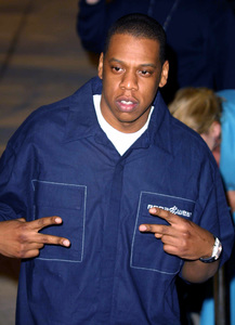 """Vanity Fair Oscar Party 2002"" 3/24/02Jay Z © 2002 Glenn Weiner - Image 20112_0122"