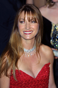 """Vanity Fair Oscar Party 2002"" 3/24/02Jane Seymour © 2002 Glenn Weiner - Image 20112_0195"
