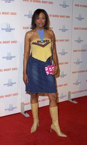 """Back to School Night 2002: 3rd Annual"" 3/09/02Aisha Tyler © 2002 Glenn Weiner - Image 20115_0100"