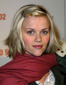 """""""Back to School Night 2002: 3rd Annual"""" 3/09/02Reese Witherspoon © 2002 Glenn Weiner - Image 20115_0121"""