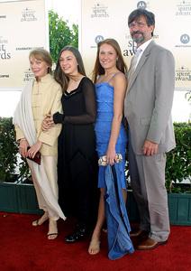 """IFP/West Independent Spirit Awards 2002""3/23/02 Sissy Spacek and family © 2002 Glenn Weiner - Image 20118_0147"
