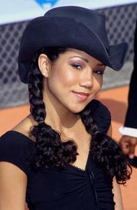 """Kids Choice Awards 2002: 15th Annual"" 4/20/02Jhene © 2002 Glenn Weiner - Image 20120_0138"
