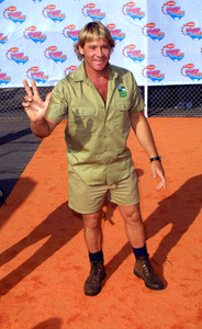 """Kids Choice Awards 2002: 15th Annual"" 4/20/02Steve Irwin © 2002 Glenn Weiner - Image 20120_0165"