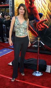 """""""Spider-man"""" Premiere 4/29/02Stephanie Romanov © 2002 Glenn Weiner - Image 20129_0173"""