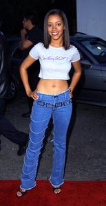 """""""Dress for Success"""" 4/10/02Chrystee Pharris © 2002 Glenn Weiner - Image 20134_0106"""