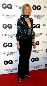 """GQ Magazine Party"" 2/20/02Gretchen Mol © 2002 Glenn Weiner - Image 20135_0121"