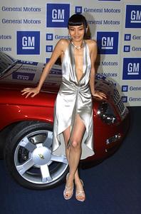 """""""GM Pre-Oscar Fashion Bash"""" 3/21/02Bai Ling © 2002 Glenn Weiner - Image 20144_0102"""