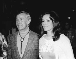 Share Party 1972Johnny Carson with wife Joanna © 1978 Kim Maydole Lynch - Image 20182_0001