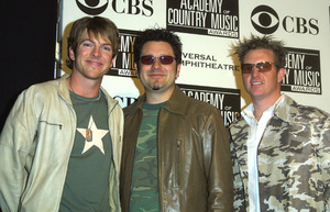 """""""Academy of Country Music Awards: 37th Annual""""5/22/02Rascal Flatts group © 2002 Glenn Weiner - Image 20184_0114"""