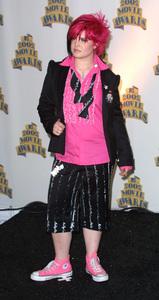 """""""MTV Movie Awards: 2002"""" 6/01/02Kelly Osbourne © 2002 Glenn Weiner - Image 20204_0138"""