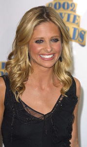 """MTV Movie Awards: 2002"" 6/01/02Sarah Michelle Gellar © 2002 Glenn Weiner - Image 20204_0184"
