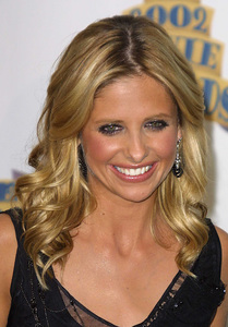 """MTV Movie Awards: 2002"" 6/01/02Sarah Michelle Gellar © 2002 Glenn Weiner - Image 20204_0186"