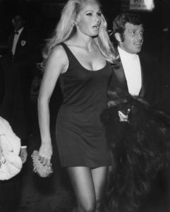 Ursula Andress and Jean-Paul Belmondo circa 1966 - Image 2022_0015
