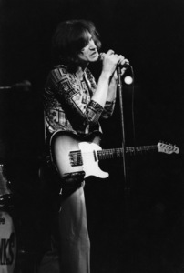 Ray Davies of The Kinks performing at the Fillmore East in New York Citycirca 1969 © 1978 Gary Legon - Image 20235_0026