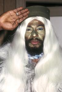 George Clinton of Parliament-Funkadelic 1977© 1978 Bobby Holland - Image 20242_0058