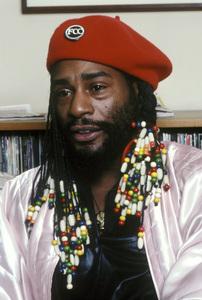 George Clinton of Parliament-Funkadelic 1977© 1978 Bobby Holland - Image 20242_0059