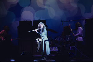 Jethro Tull performing at the Fillmore East in New York City1969 © 1978 Gary Legon - Image 20247_0021