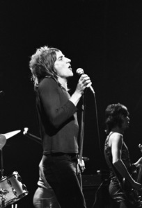 Rod Stewart performing at the Fillmore East in New York Citycirca 1969 © 1978 Gary Legon - Image 20251_0079