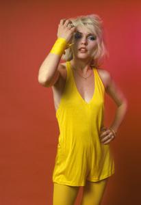Deborah Harrylead singer of Blondie wearing Stephen Sprouse1979Photo by Maureen Donaldson**I.V. - Image 20265_0006