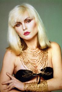 Deborah Harrylead singer of Blondie1977**I.V. - Image 20265_0009