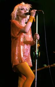 Deborah Harrylead singer of Blondie wearing Stephen Sprouse1980**I.V. - Image 20265_0013