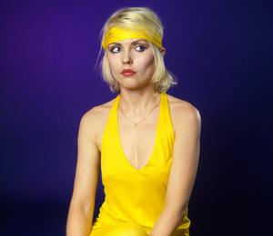 Deborah Harrylead singer of Blondie wearing Stephen Sprouse1979Photo by Maureen Donaldson**I.V. - Image 20265_0024