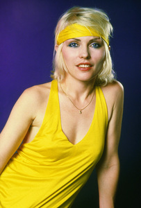 Deborah Harrylead singer of Blondie wearing Stephen Sprouse1979Photo by Maureen Donaldson**I.V. - Image 20265_0025